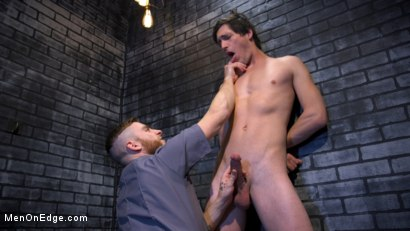 Photo number 3 from New Boy Tony Orlando Endurance Tickling and Teased to Ecstasy shot for Men On Edge on Kink.com. Featuring Tony Orlando in hardcore BDSM & Fetish porn.
