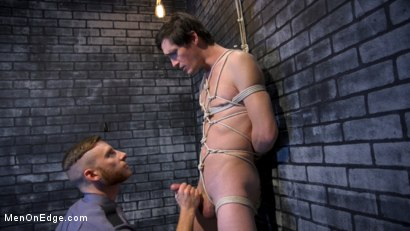 Photo number 4 from New Boy Tony Orlando Endurance Tickling and Teased to Ecstasy shot for Men On Edge on Kink.com. Featuring Tony Orlando in hardcore BDSM & Fetish porn.