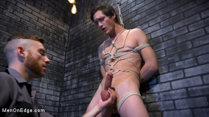 Photo number 5 from New Boy Tony Orlando Endurance Tickling and Teased to Ecstasy shot for Men On Edge on Kink.com. Featuring Tony Orlando in hardcore BDSM & Fetish porn.