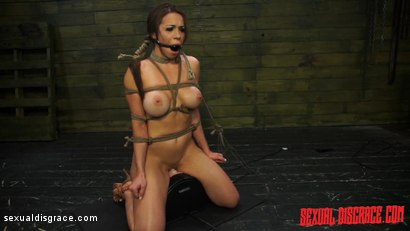 Photo number 1 from Kylie Rogue #1 Sexual Disgrace Supersized Clit shot for Sexual Disgrace on Kink.com. Featuring Kylie Rogue and Bruno Dickemz in hardcore BDSM & Fetish porn.