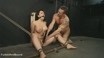 Photo number 13 from Fresh Meat Gets Spanked Hard shot for Fucked and Bound on Kink.com. Featuring Jordan Jagger and Marcus London in hardcore BDSM & Fetish porn.