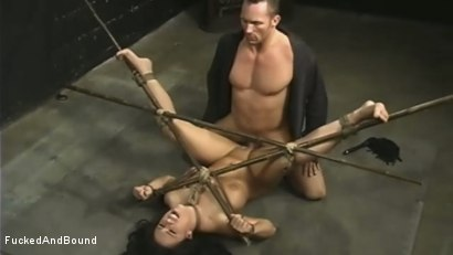 Photo number 7 from Fresh Meat Gets Spanked Hard shot for Fucked and Bound on Kink.com. Featuring Jordan Jagger and Marcus London in hardcore BDSM & Fetish porn.