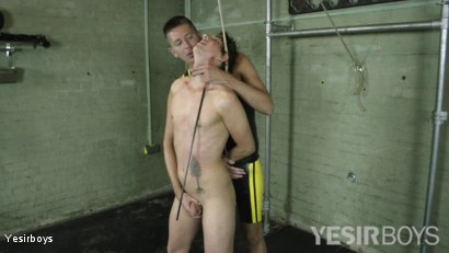 Photo number 13 from Twink Torment shot for Yesirboys on Kink.com. Featuring Casper Ellis and Sean Spicer in hardcore BDSM & Fetish porn.