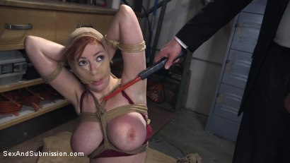 Photo number 1 from The Reformer, One Man's Quest for the Perfect Pussy shot for Sex And Submission on Kink.com. Featuring Tommy Pistol and Lauren Phillips in hardcore BDSM & Fetish porn.