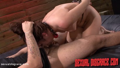 Photo number 8 from Stella May Loves Pleasing her Master's Every Desire shot for Sexual Disgrace on Kink.com. Featuring Stella May and James Kickstand in hardcore BDSM & Fetish porn.