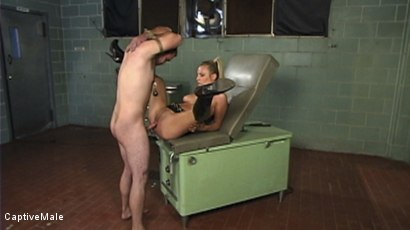 Photo number 11 from Harmony Evaluates Oscar Beyer with Brutal Cock Torment shot for Captive Male on Kink.com. Featuring Harmony and Oscar Beyer in hardcore BDSM & Fetish porn.