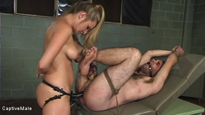 Photo number 19 from Harmony Evaluates Oscar Beyer with Brutal Cock Torment shot for Captive Male on Kink.com. Featuring Harmony and Oscar Beyer in hardcore BDSM & Fetish porn.