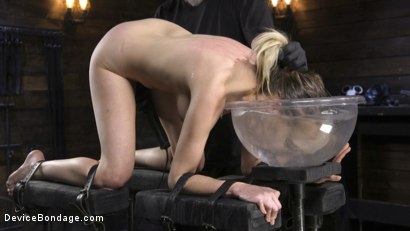 Photo number 10 from The Destruction of Cadence Luxe shot for Device Bondage on Kink.com. Featuring Cadence Lux in hardcore BDSM & Fetish porn.