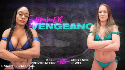 Kelli Provocateur vs Cheyenne Jewel