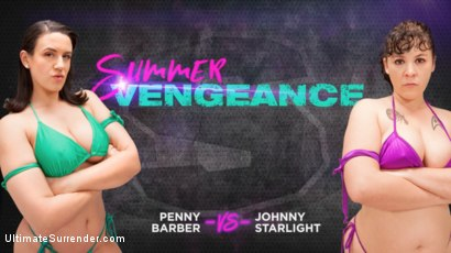 Penny Barber vs Johnny Starlight