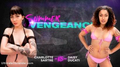 Charlotte Sartre vs Daisy Ducati
