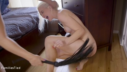 Photo number 7 from Gold-Digging Anal Teen Learns the Old Fashioned Way shot for  on Kink.com. Featuring Tommy Pistol, Helena Locke and Chloe Cherry in hardcore BDSM & Fetish porn.