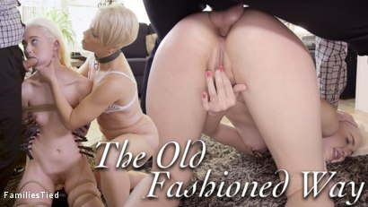 Gold-Digging Anal Teen Learns the Old Fashioned Way