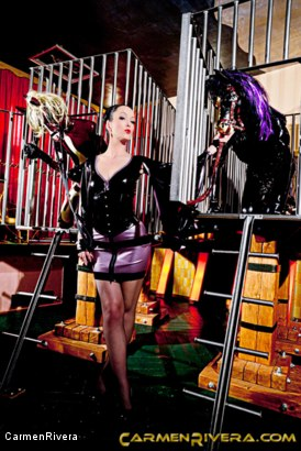 Photo number 10 from Horny Horse Power: Chapter One shot for Carmen Rivera on Kink.com. Featuring Ella Kross, Fetish Liza, Carmen Rivera, Pony Browni and Blashure in hardcore BDSM & Fetish porn.