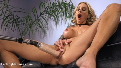 Photo number 14 from Blonde MILF has Machine Sex for the First Time shot for Fucking Machines on Kink.com. Featuring Sarah Jessie in hardcore BDSM & Fetish porn.