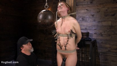 Brutal Predicament Bondage, Grueling Torment, and Mind Blowing Orgasms