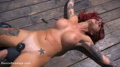 Photo number 13 from Tana Lea Is A Hard Nut to Crack shot for Device Bondage on Kink.com. Featuring Tana Lea in hardcore BDSM & Fetish porn.