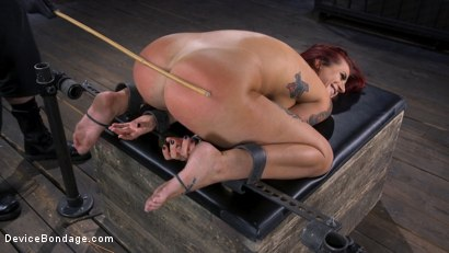 Photo number 8 from Tana Lea Is A Hard Nut to Crack shot for Device Bondage on Kink.com. Featuring Tana Lea in hardcore BDSM & Fetish porn.