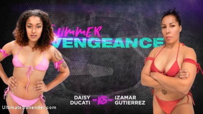 Izamar Gutierrez vs Daisy Ducati