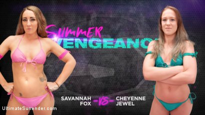 Savannah Fox vs Cheyenne Jewel