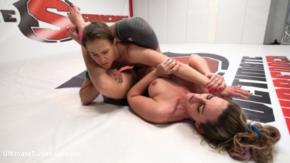 Photo number 7 from Savannah Fox vs Cheyenne Jewel shot for Ultimate Surrender on Kink.com. Featuring Savannah Fox and Cheyenne Jewel in hardcore BDSM & Fetish porn.