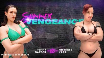 Penny Barber vs Mistress Kara