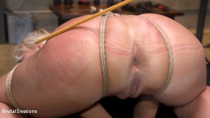 Photo number 22 from Pain Slut MILF London River Brutalized with Rough Sex and Rope Bondage shot for Brutal Sessions on Kink.com. Featuring Derrick Pierce and London River in hardcore BDSM & Fetish porn.