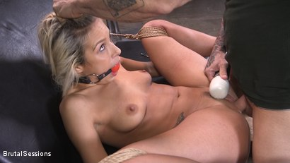 Photo number 20 from Carmen Caliente Does It All For Dick shot for Brutal Sessions on Kink.com. Featuring Derrick Pierce and Carmen Caliente in hardcore BDSM & Fetish porn.