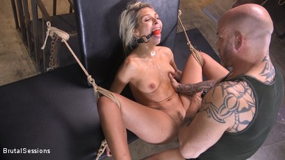 Photo number 25 from Carmen Caliente Does It All For Dick shot for Brutal Sessions on Kink.com. Featuring Derrick Pierce and Carmen Caliente in hardcore BDSM & Fetish porn.