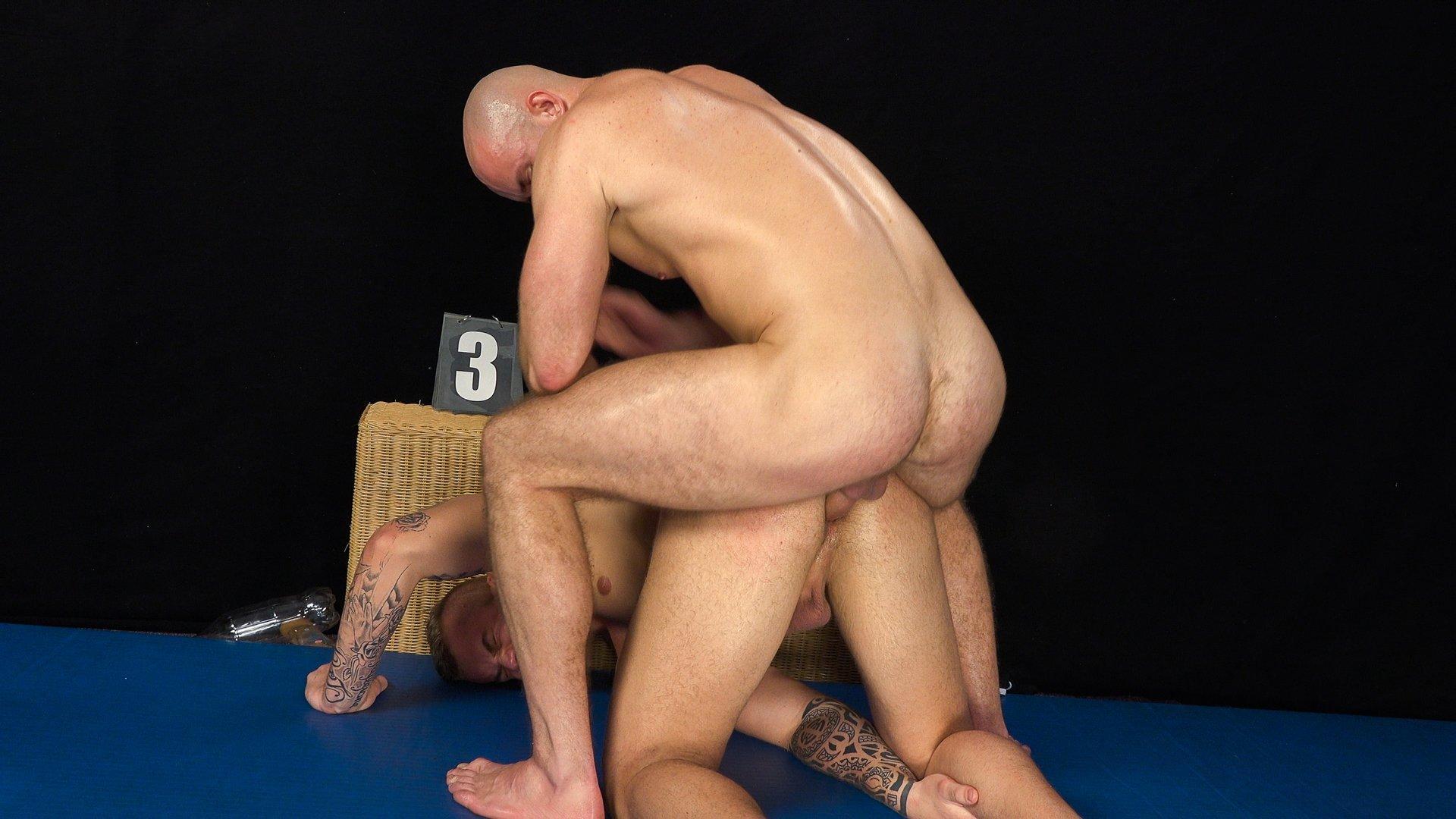 Photo number 13 from Jindra vs Marek - WRESTLING shot for swnude on Kink.com. Featuring Jindra Durak and Marek Borek in hardcore BDSM & Fetish porn.