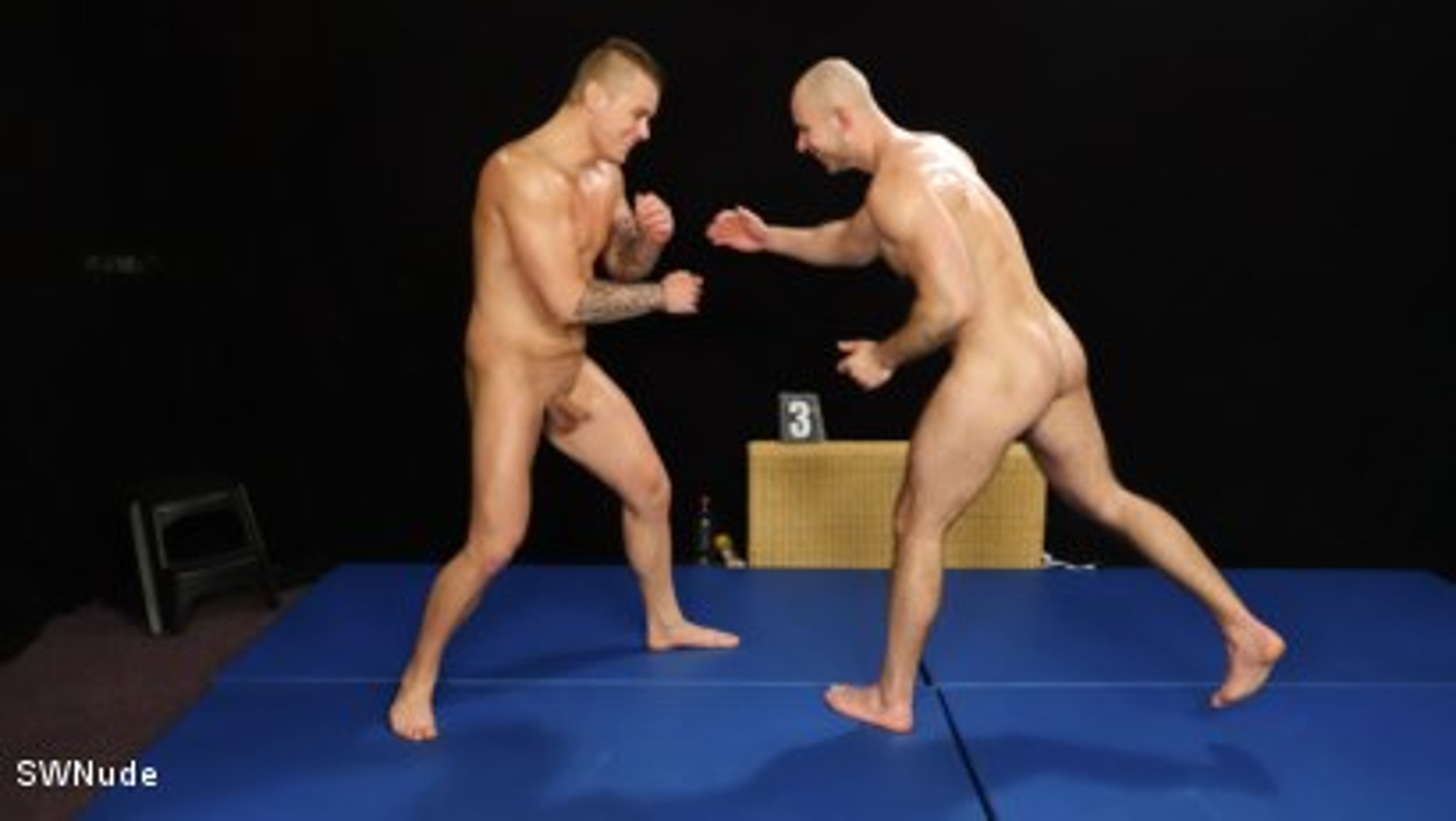 Photo number 4 from Jindra vs Marek - WRESTLING shot for swnude on Kink.com. Featuring Jindra Durak and Marek Borek in hardcore BDSM & Fetish porn.