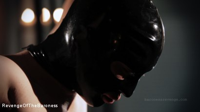 Photo number 21 from Ep 1 - Caught and Interrogated: In the Dungeon of The Baroness shot for Revenge Of The Baroness on Kink.com. Featuring Mr. Chambers and Baroness Davina Dust in hardcore BDSM & Fetish porn.
