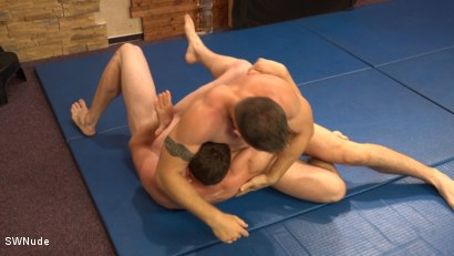 Photo number 3 from Tomas vs Ben - WRESTLING shot for swnude on Kink.com. Featuring Ben Mondo and Tomas Melus in hardcore BDSM & Fetish porn.