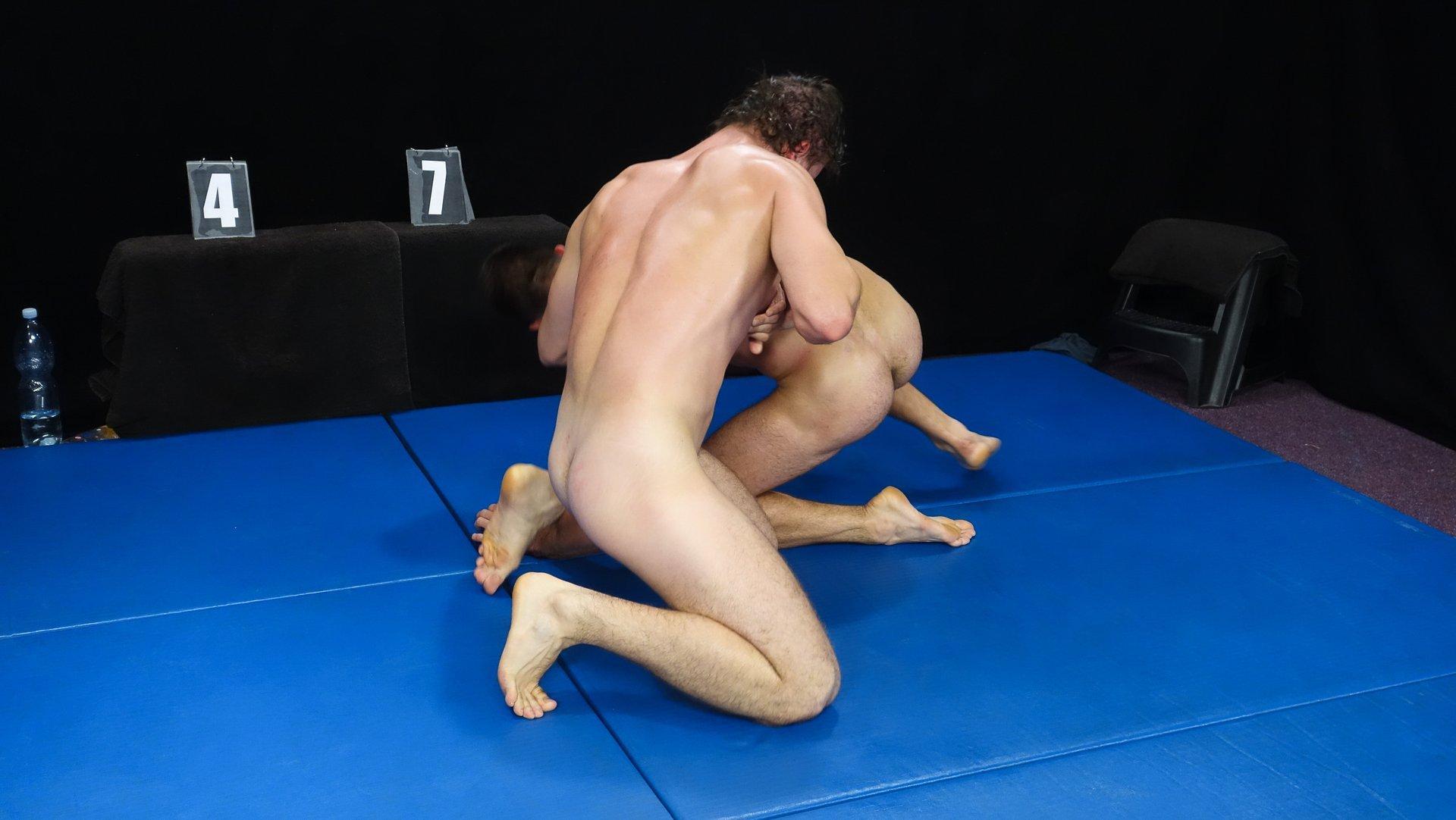 Photo number 6 from Alan vs Viktor - WRESTLING shot for swnude on Kink.com. Featuring Alan Carly and Viktor Burek in hardcore BDSM & Fetish porn.
