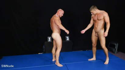 Photo number 1 from Arny vs Roco - WRESTLING shot for swnude on Kink.com. Featuring Arny Donan and Roco Moric in hardcore BDSM & Fetish porn.