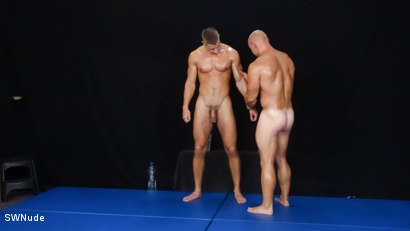 Photo number 5 from Arny vs Roco - WRESTLING shot for swnude on Kink.com. Featuring Arny Donan and Roco Moric in hardcore BDSM & Fetish porn.