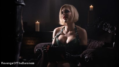 Photo number 2 from Ep 2 - Lesson in Latex: the Transformation of a Rubberdoll shot for Revenge Of The Baroness on Kink.com. Featuring Baroness Davina Dust and Mr. Chambers in hardcore BDSM & Fetish porn.