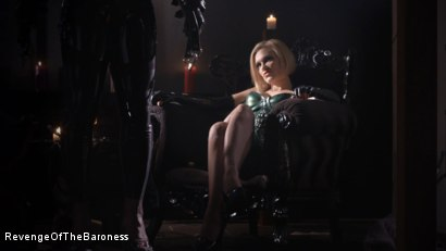 Photo number 10 from Ep 2 - Lesson in Latex: the Transformation of a Rubberdoll shot for Revenge Of The Baroness on Kink.com. Featuring Baroness Davina Dust and Mr. Chambers in hardcore BDSM & Fetish porn.