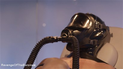 Photo number 17 from Ep 6 - Bizarre Examination: at Dr. Dust's Mercy shot for Revenge Of The Baroness on Kink.com. Featuring Baroness Davina Dust and Mr. Bates in hardcore BDSM & Fetish porn.