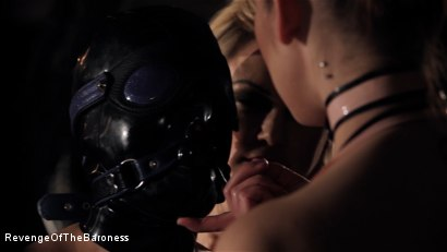 Photo number 9 from Ep 7 - The Business Slave: Seduced by Two Mistresses shot for Revenge Of The Baroness on Kink.com. Featuring Baroness Davina Dust, Princess Zuleika and Mr. Littleton in hardcore BDSM & Fetish porn.