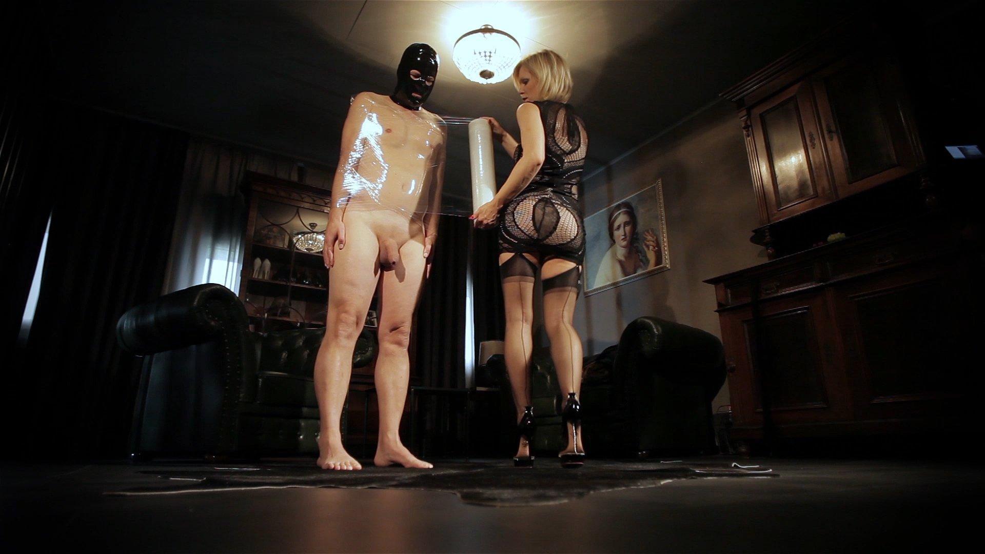 Ep 9 - Kinky Blind Date: Mummified by Baroness Davina Dust