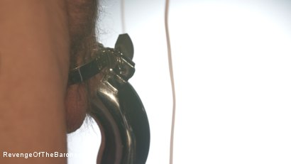 Photo number 36 from Ep 11 - Involuntary Bi Punishment: a Bad Surprise by the Baroness shot for Revenge Of The Baroness on Kink.com. Featuring Baroness Davina Dust, Mr. Friend and The Piece in hardcore BDSM & Fetish porn.