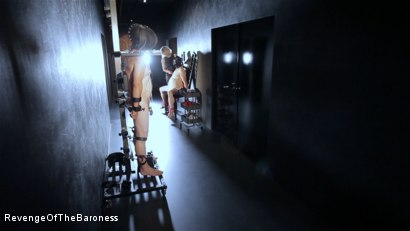 Photo number 7 from Ep 11 - Involuntary Bi Punishment: a Bad Surprise by the Baroness shot for Revenge Of The Baroness on Kink.com. Featuring Baroness Davina Dust, Mr. Friend and The Piece in hardcore BDSM & Fetish porn.