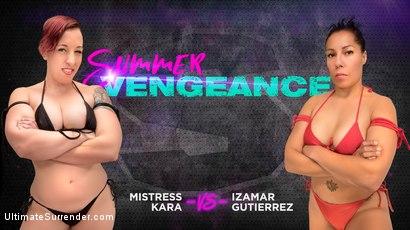 Mistress Kara vs Izamar Gutierrez