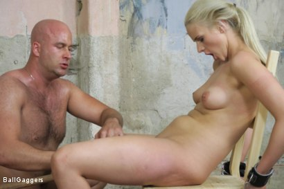 Photo number 13 from Katy Hardcore Fucked and Spanked shot for Ball Gaggers on Kink.com. Featuring Katy Sky and Marcel Lee in hardcore BDSM & Fetish porn.