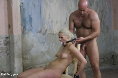 Photo number 14 from Katy Hardcore Fucked and Spanked shot for Ball Gaggers on Kink.com. Featuring Katy Sky and Marcel Lee in hardcore BDSM & Fetish porn.