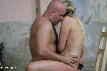 Photo number 21 from Katy Hardcore Fucked and Spanked shot for Ball Gaggers on Kink.com. Featuring Katy Sky and Marcel Lee in hardcore BDSM & Fetish porn.