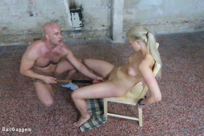 Photo number 10 from Katy Hardcore Fucked and Spanked shot for Ball Gaggers on Kink.com. Featuring Katy Sky and Marcel Lee in hardcore BDSM & Fetish porn.
