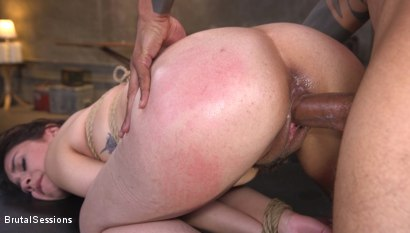 Photo number 9 from Penelope Reed Takes A Brutal Pounding From Eddie Jaye's Huge Cock shot for Brutal Sessions on Kink.com. Featuring Eddie Jaye and Penelope Reed in hardcore BDSM & Fetish porn.