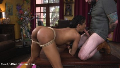 Photo number 13 from Do it for Daddy shot for Sex And Submission on Kink.com. Featuring Tommy Pistol and Kira Noir in hardcore BDSM & Fetish porn.